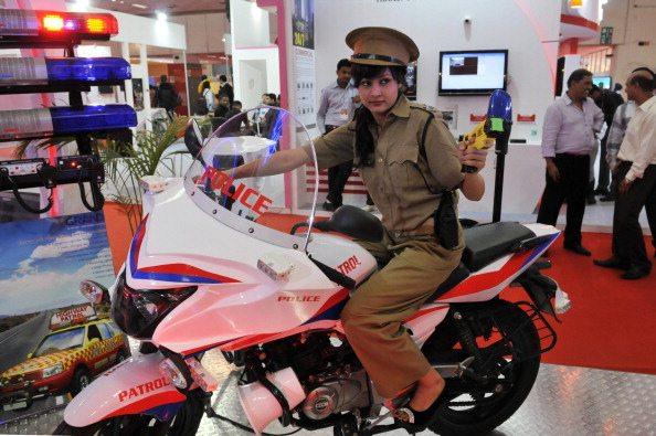 India International Security Expo 2013