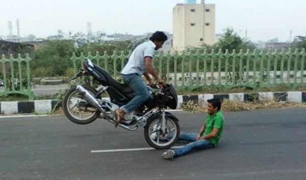 stupid biker 2