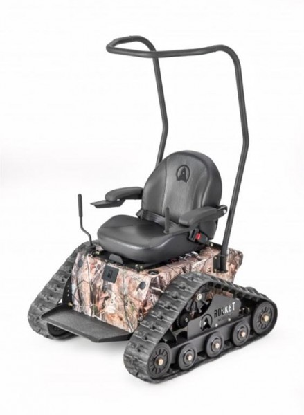tomahawk all terrain wheelchair