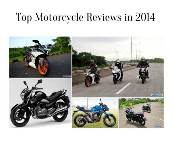 top motorcycle reviews in 2014 on Motoroids New