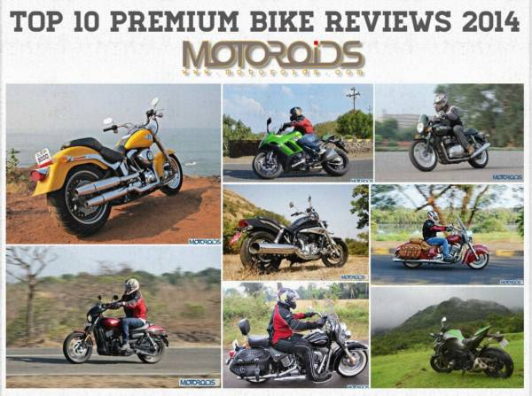 top pemium bikes reviews 2014