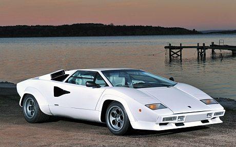 1980 Lamborghini Countach LP400S Auction
