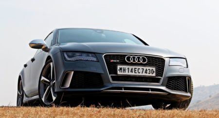 2014 Audi RS7 india review