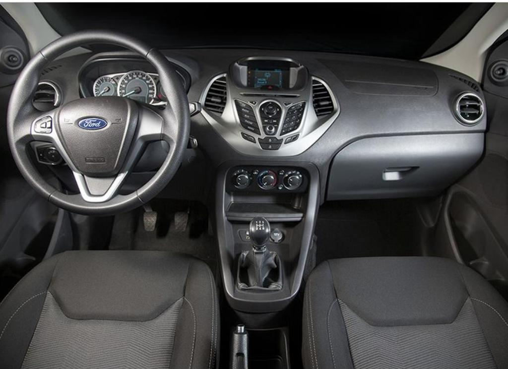 2015 ford figo spotted in india launch soon motoroids. Black Bedroom Furniture Sets. Home Design Ideas