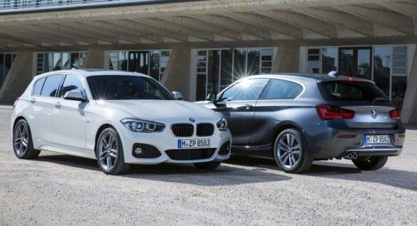 2015 BMW 1-Series (1)