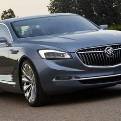 NAIAS (Detroit) 2015: Buick Avenir Concept