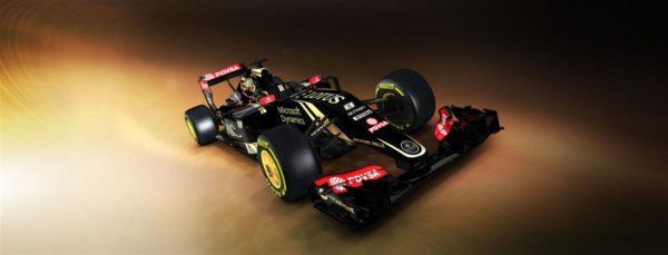 2015 Lotus E23 F1 Car (1)