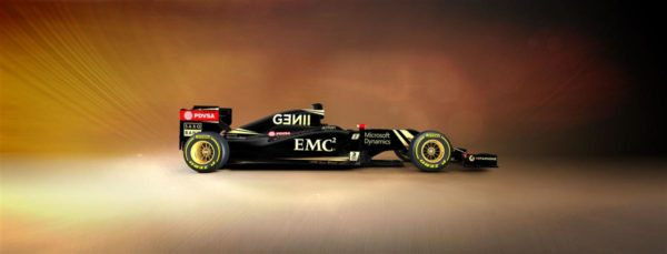 2015 Lotus E23 F1 Car (2)