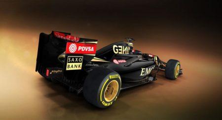 2015 Lotus E23 F1 Car (3)
