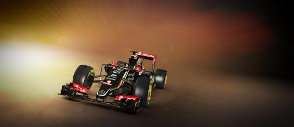2015 Lotus E23 F1 Car