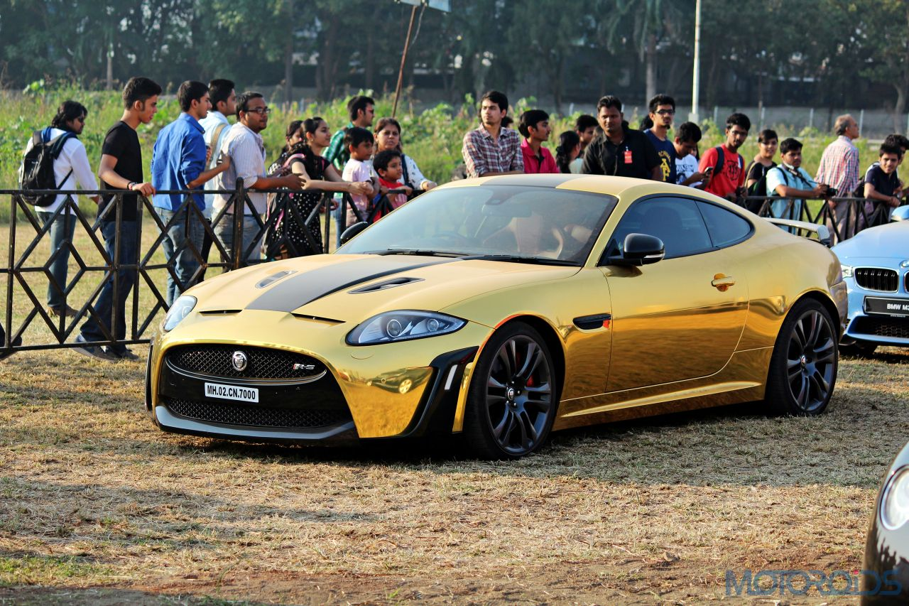 List Five Of The Most Eye Catching Wrapped Super Cars In India