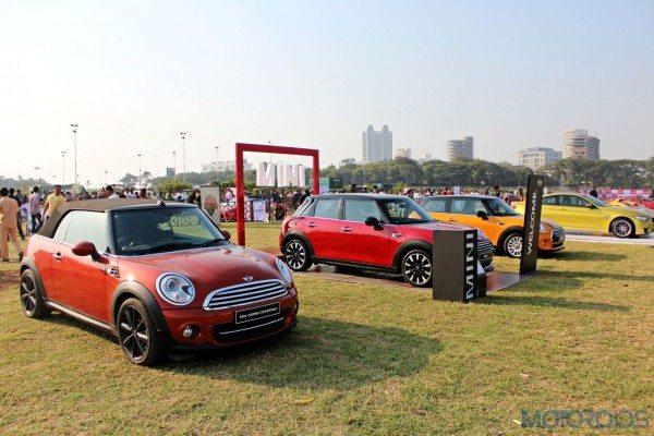 2015 Parx Super Car Show - 2015 Mini Cooper (1)