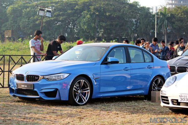2015 Parx Super Car Show - BMW M3
