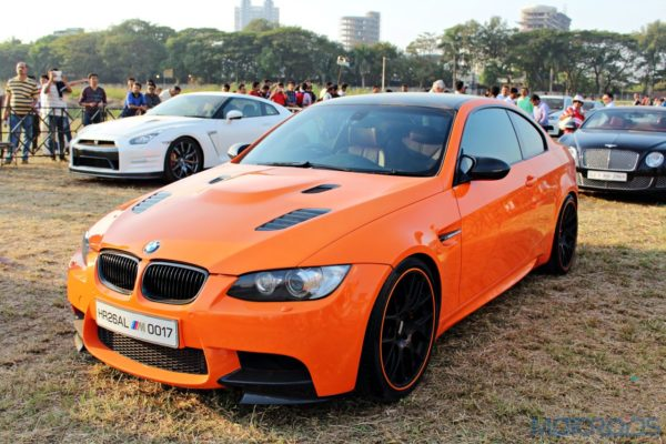 2015 Parx Super Car Show - BMW M3 E92