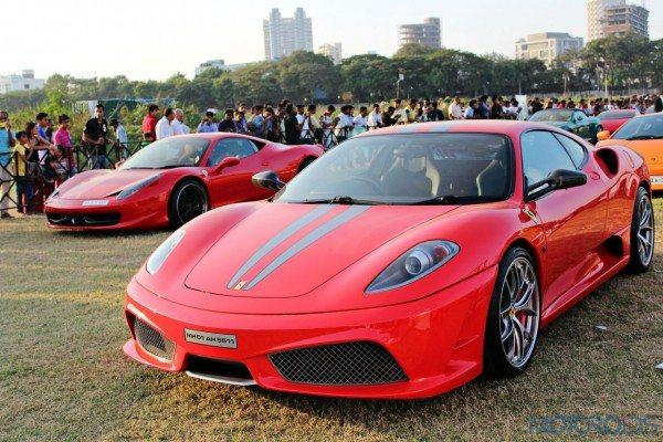 2015 Parx Super Car Show - Ferrari 430 Scuderia