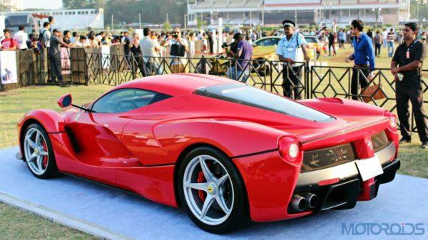 2015 Parx Super Car Show - LaFerrari