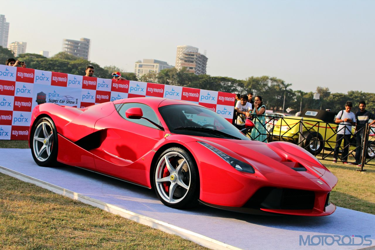 Sports Cars Luxury >> Five hyper-cars that visited India but never stayed back   Motoroids