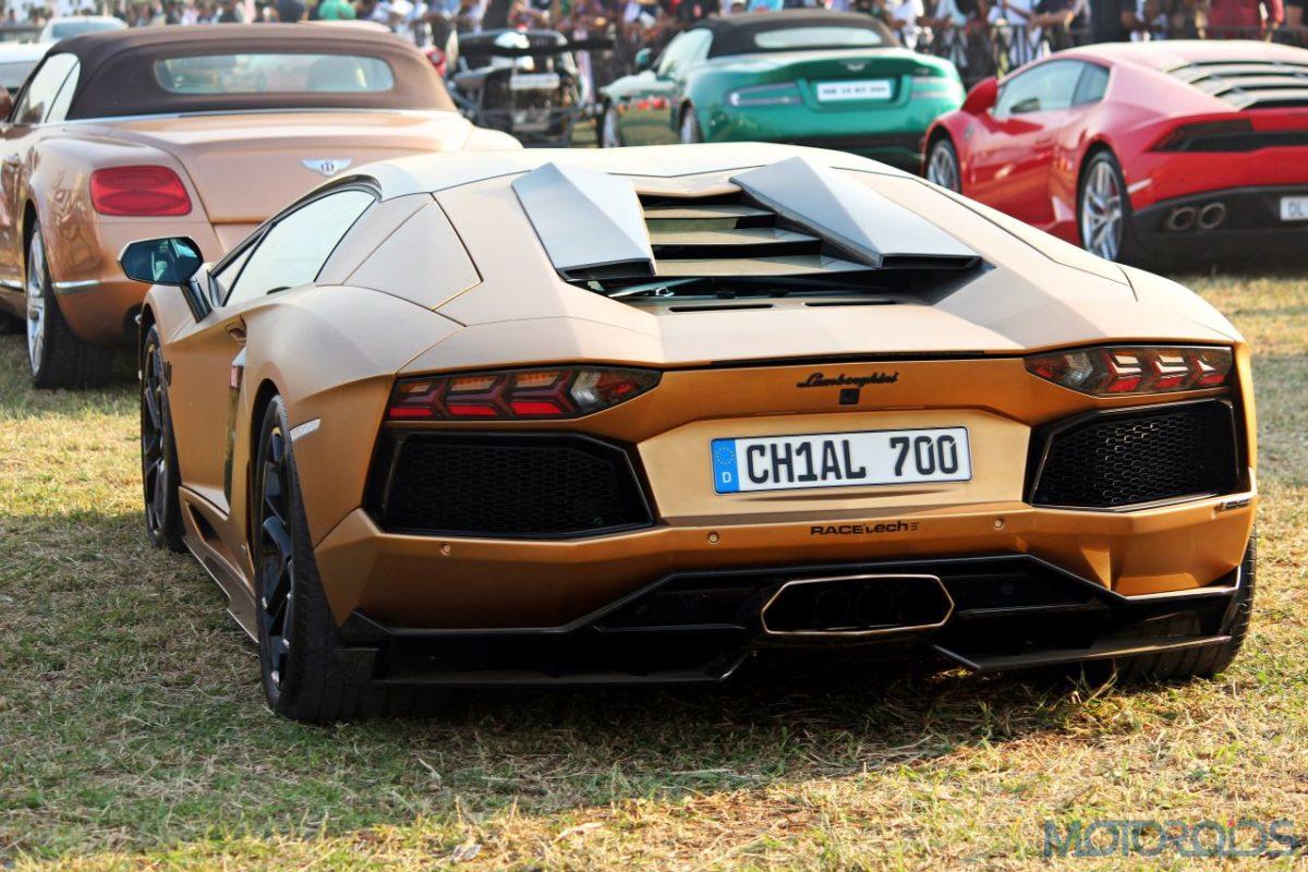 2015 Parx Super Car Show – Lamborghini Aventador LP700 4 (9)