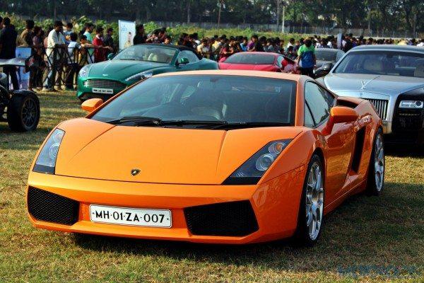 2015 Parx Super Car Show - Lamborghini Gallardo Twin-turbo (7)