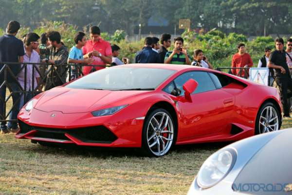 2015 Parx Super Car Show - Lamborghini Huracan (1)