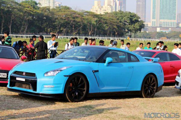 2015 Parx Super Car Show - Nissan GT-R