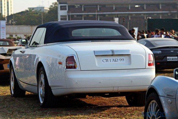 2015 Parx Super Car Show - Rolls-Royce Drophead Convertible (1)