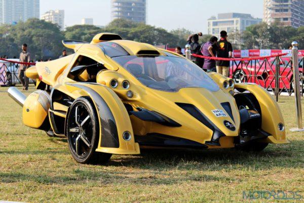 2015 Parx Super Car Show - T-Rex (1)