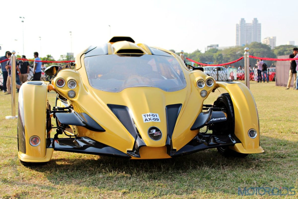 2015 Parx Super Car Show – T Rex (2)