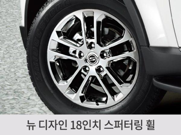 2015 Ssangyong Rexton (6)