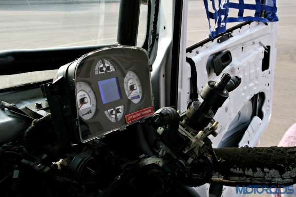 2015 Tata T1 Prima Race Truck Instrument Cluster (3)