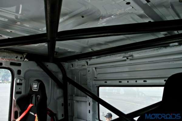 2015 Tata T1 Prima Race Truck Roll Cage
