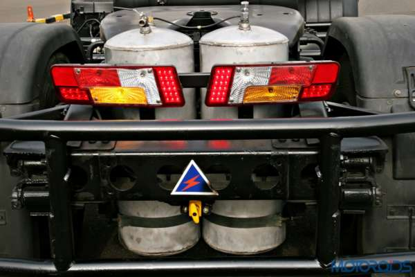 2015 Tata T1 Prima Race Truck Water Tanks for brake cooling (1)
