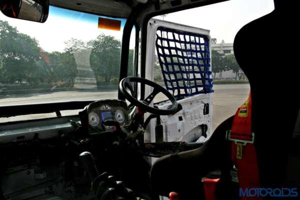 2015 Tata T1 Prima Race Truck cabin (1)