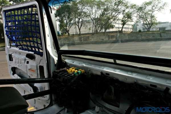 2015 Tata T1 Prima Race Truck cabin (3)