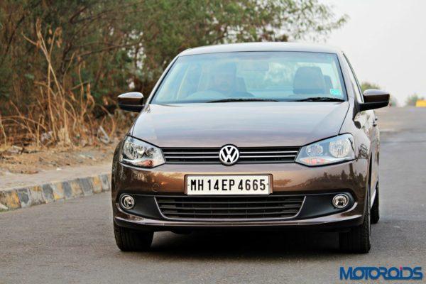 2015 Volkswagen Vento Konekt 1.2 TSI front