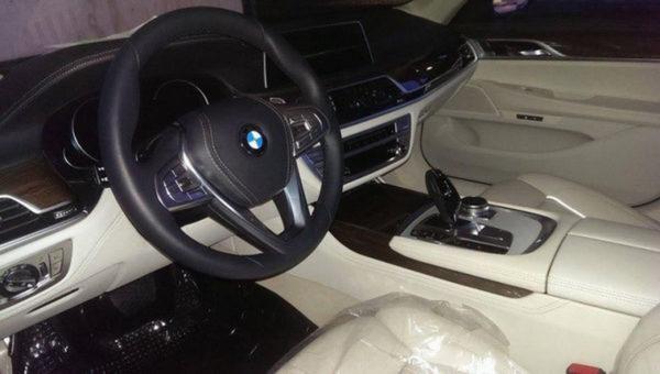 2016 BMW 7 Series Interior (1)