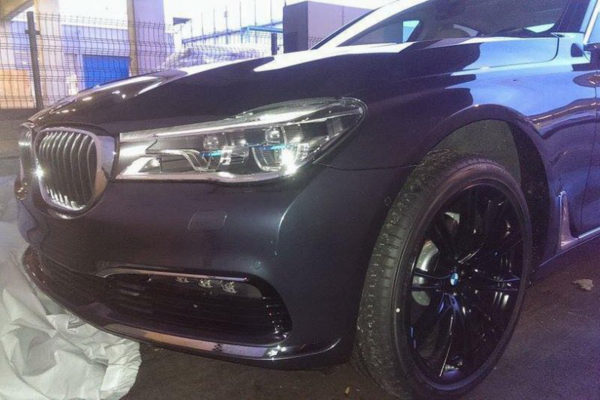 2016 BMW 7 Series Interior (4)