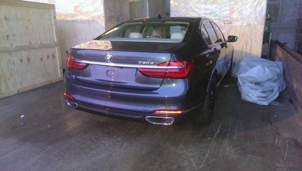 2016 BMW 7 Series Interior (5)