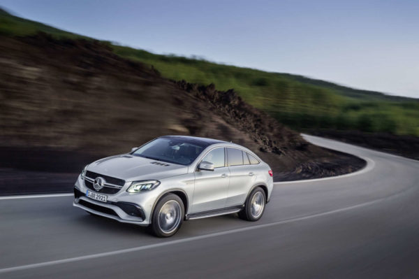2016 Mercedes-AMG GLE63 S Coupe 4Matic (1)