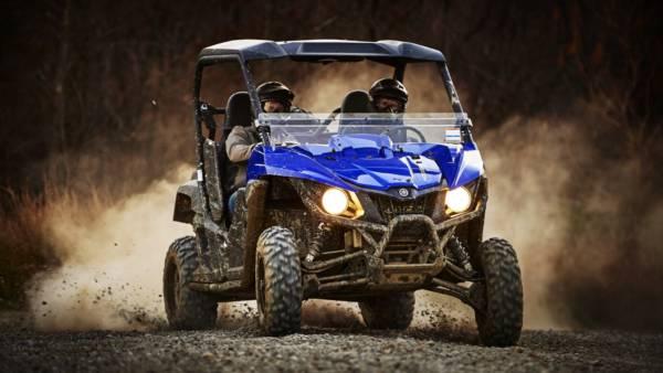 2016 Yamaha Wolverine-R ATV (2)