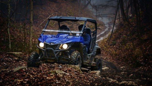 2016 Yamaha Wolverine-R ATV