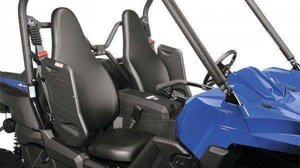 2016 Yamaha Wolverine seats