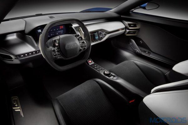 2016 ford GT Interior (1)