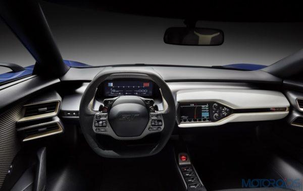2016 ford GT Interior (2)