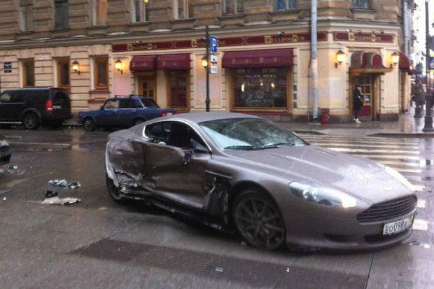 George Footballer Car Accident