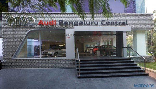 Audi Bangalore (2)
