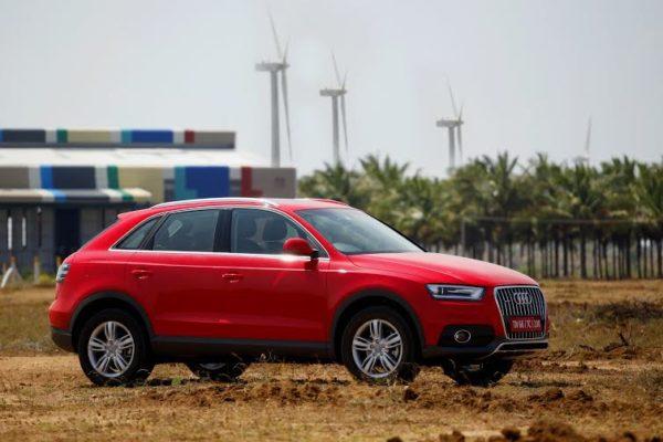 Audi India Q3 Dynamic