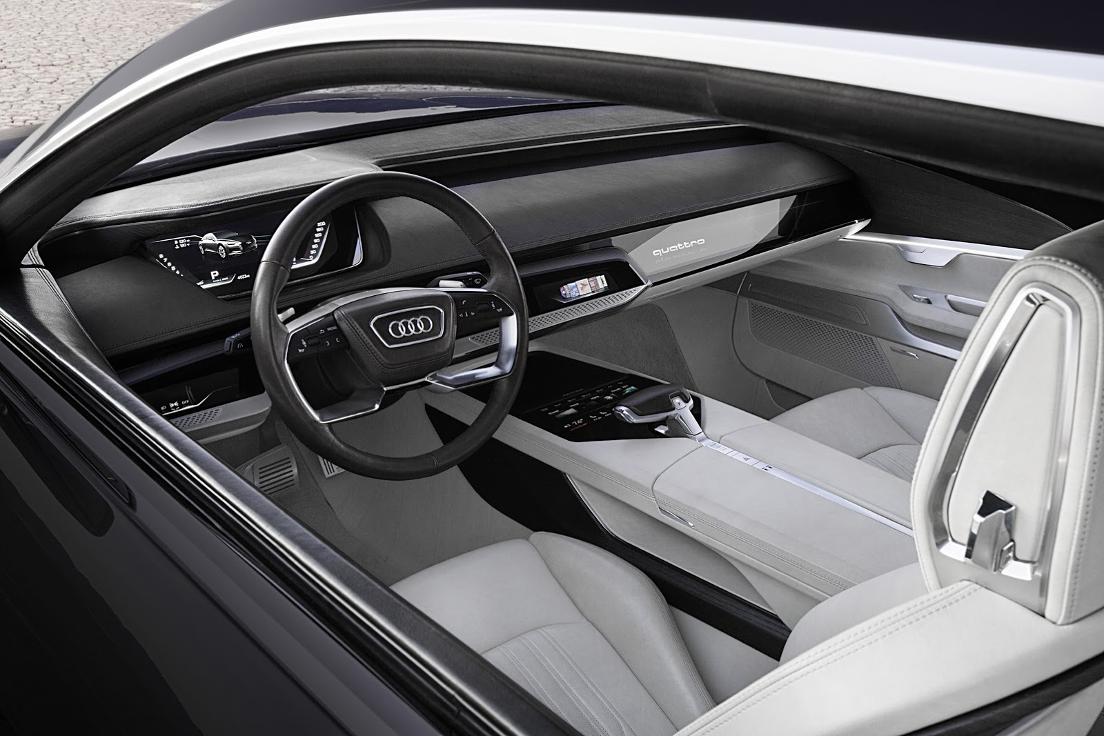 Audi Prologue Piloted Driving Concept (32)