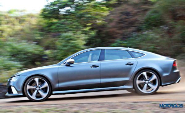 Audi RS7 action shots (11)