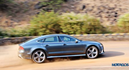 Audi RS7 action shots (7)